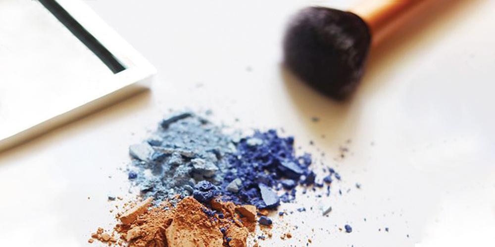 minerální make-up