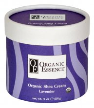 ORGANIC ESSENCE SHEA CREAM - Moisturising body balm with lavender scent