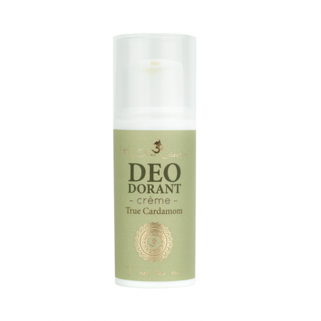 THE OHM COLLECTION - Krémový Deodorant TRUE CARDAMOM