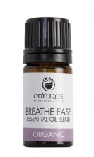 ODYLIQUE - Essential Oil Blend - BREATHE EASY FOR ADULTS