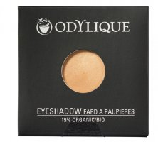 ODYLIQUE - Organic Mineral Eye Shadow - GOLD| Gratia Natura