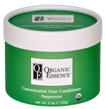 ORGANIC ESSENCE - Mango Foot Butter with exotic dry oils PEPPERMINT 57g| Gratia Natura