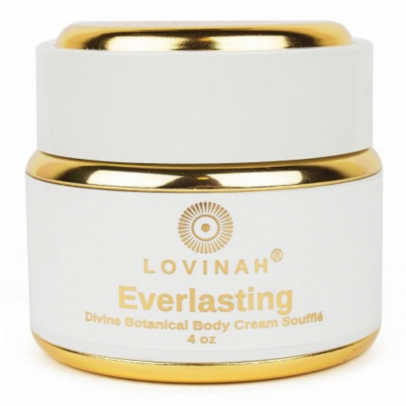 LOVINAH EVERLASTING - Divine Botanical Body Cream Soufflé - Volume: 100ml
