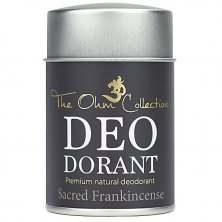 THE OHM COLLECTION - Pudrový Dezodorant SACRED FRANKICENSE