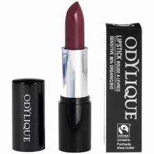ODYLIQUE - Organic Mineral Lipstick - #20 BLACKBERRY SMOOTHIE