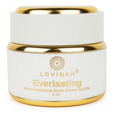 LOVINAH - EVERLASTING - Divine Botanical Body Cream Soufflé - 100ML