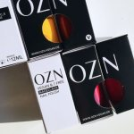 OZN - Natural Nail Polish - 22 FREE
