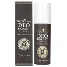 THE OHM COLLECTION - Krémový Deodorant SACRED FRANKICENSE