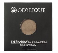 ODYLIQUE - Organic Mineral Eye Shadow - BARK| Gratia Natura