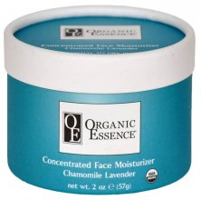ORGANIC ESSENCE FACE BUTTER - Concentrated nightly face conditioner with blue chamomile and