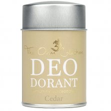 THE OHM COLLECTION - Pudrový Deodorant CEDAR