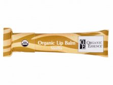 ORGANIC ESSENCE LIP BALM - Moisturizing lip care with VANILLA flavour