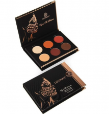 LOVINAH - Cream Matte Eye Shadow Palette - EYE OF THE SAHARA