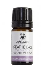 ODYLIQUE - Essential Oil Blend - BREATHE EASY FOR CHILDREN| Gratia Natura